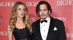 Johnny Depp Is Now Involved In Johnny Depp and Amber Heard Case [Video]