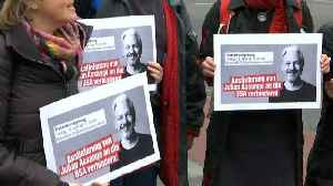 News video: WikiLeaks co-founder Julian Assange could still face sexual assault charges in Sweden