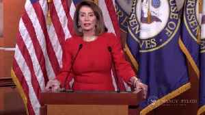 News video: Nancy Pelosi: Trump Shouldn't Use 'Painful Images Of 9/11 For A Political Attack' Against Ilhan Omar