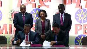 Ethiopia signs peace deal with former Ogaden rebels [Video]