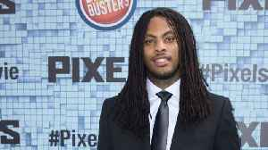 News video: Rapper Waka Flocka Flame At Studio Where Men Open Fired