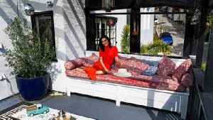 My Favorite Room | 'NCIS: New Orleans' actress Necar Zadegan loves her balcony seat [Video]