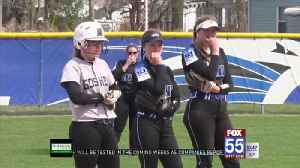 The Locker Room: USF Takes Doubleheader with Goshen [Video]