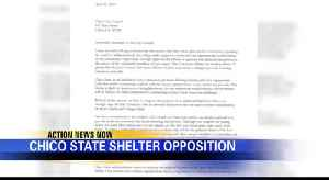 CSUC President responds to proposed low barrier homeless shelter plan [Video]