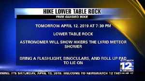 Hiker Lower Table Rock [Video]
