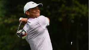 News video: Tiger Woods To Strike At Masters