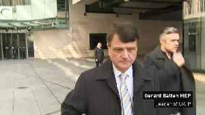 News video: Batten: Farage 'trying to smear' UKIP