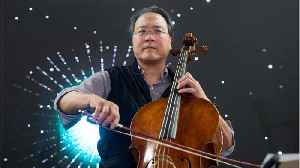 Yo-Yo Ma Plays Concert At US-Mexico Border [Video]