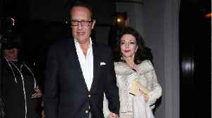 News video: 'Dynasty' Star Joan Collins Escaped Uninjured From Apartment Fire