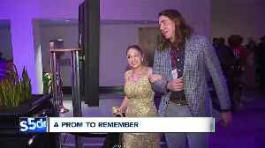 Indians' Mike Clevinger guest at 9th annual 'A Prom to Remember' for teens fighting cancer [Video]