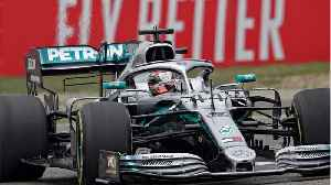 Lewis Hamilton beats Valtteri Bottas In Chinese Grand Prix [Video]