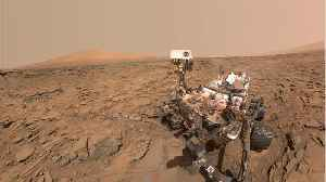 Curiosity Rover Collects Clay Sample That Could Prove Ancient Water On Mars [Video]