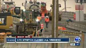 Businesses along Central70 project try to stay positive through construction [Video]