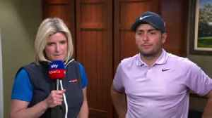 Molinari: That was a great round [Video]