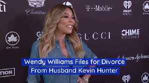 News video: Wendy Williams Is Dumping Her Allegedly Cheating Husband