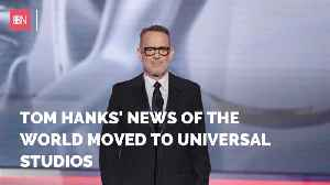 Tom Hanks Project Is Moving To Universal Pictures [Video]