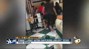 Otay Ranch family upset over violent video [Video]