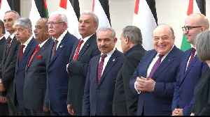 Palestinian President Mahmoud Abbas swears in new government [Video]