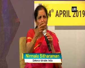 There are reasons to review Article 370, 35A Defence Minister Sitharaman [Video]
