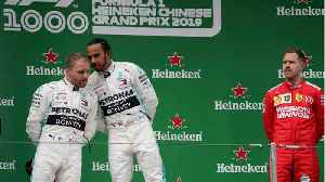 Lewis Hamilton Wins China Grand Prix [Video]