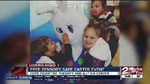 Sensory safe Easter event for kids in Tulsa [Video]