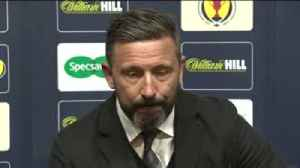 McInnes: I shouldn't have reacted [Video]