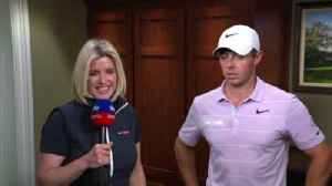 McIlroy: Greens where faster [Video]
