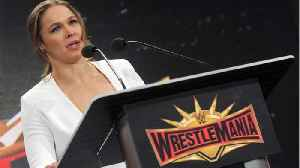 Ronda Rousey To Undergo Surgery After Wrestlemania Injury [Video]