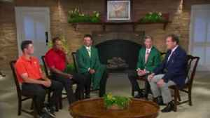 Tiger presented with fifth green jacket [Video]