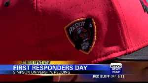 First Responder Day baseball game honors Jeremy Stoke [Video]