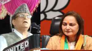 Case filed against Azam Khan over controversial 'Khaki Underwear' remark | Oneindia News [Video]