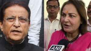 Jaya Prada slams Azam Khan over his abusive remark | Oneindia News [Video]