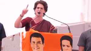 News video: When Priyanka Gandhi praised BJP's strong campaign, know why ? | Oneindia News