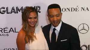 Chrissy Teigen and John Legend celebrate daughter Luna's birthday at Disneyland [Video]