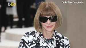 The Real Reason Anna Wintour Rarely Takes Her Sunglasses Off [Video]