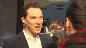 Benedict Cumberbatch hits cyclist with car [Video]