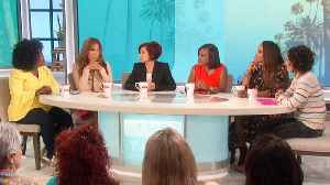 The Talk - Carrie Ann Inaba Calls Wendy Williams 'salty' But Still Wishes Her 'success' [Video]