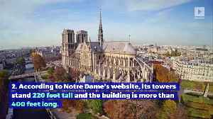 Notre Dame Cathedral: 5 Things You Should Know [Video]