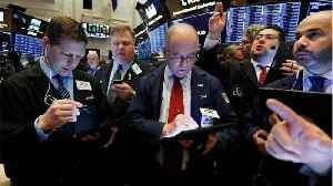 Bank And Financial Stocks Lose On Wall Street [Video]