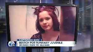 Police are trying to locate a runaway juvenile [Video]