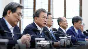 Moon Jae-In Says He's Willing To Be Part Of Another Inter-Korea Summit [Video]