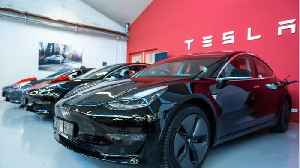 Musk: Panasonic Battery To Blame For Model 3 Output [Video]