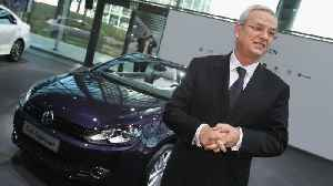 News video: German Prosecutors Charge Former Volkswagen CEO With Fraud