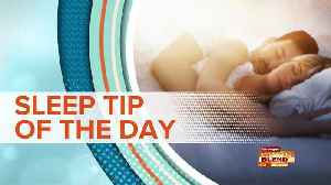 SLEEP TIP OF THE DAY; Napping Advice [Video]