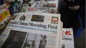 Alibaba's South China Morning Post Enters US Market [Video]