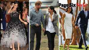 The highs and lows of Meghan Markle's pregnancy style [Video]