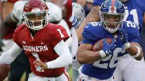 What would the New York Giants' offense look like with Kyler Murray? [Video]