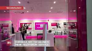 Check Out T-Mobile's New TV Service [Video]