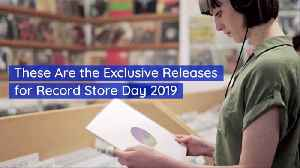 Record Store Day 2019 Special Releases Were.... [Video]