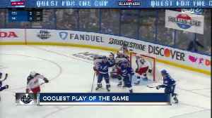 QUEST FOR THE CUP | Millian-Aire Coolest Play of the Game April 14 [Video]